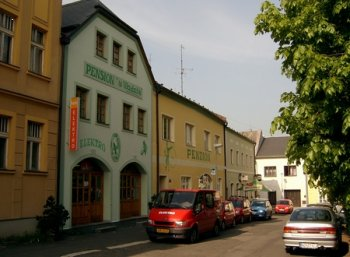 Pension U Vladaře